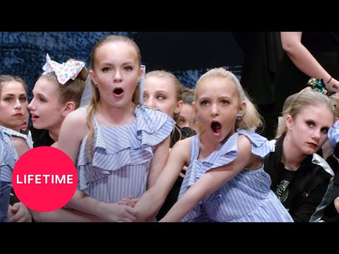 Dance Moms: Lilly's PERFECT SCORE Makes Waves (Season 8) | Lifetime