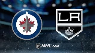 Special teams lead Kings past Jets, 5-2 by NHL