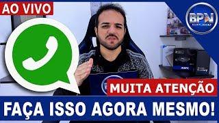Baixar whatsapp - CUIDADO! WhatsApp tem FALHA GRAVE de Segurança, Como se Proteger!