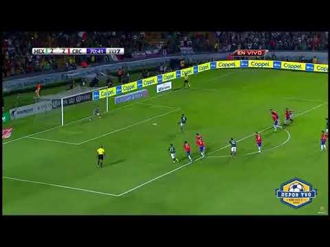 Raúl Jiménez Goal | Raúl Jiménez Gol | México vs Costa Rica 3-2