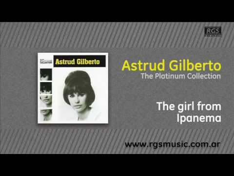 Video Astrud Gilberto - The girl from Ipanema download in MP3, 3GP, MP4, WEBM, AVI, FLV January 2017