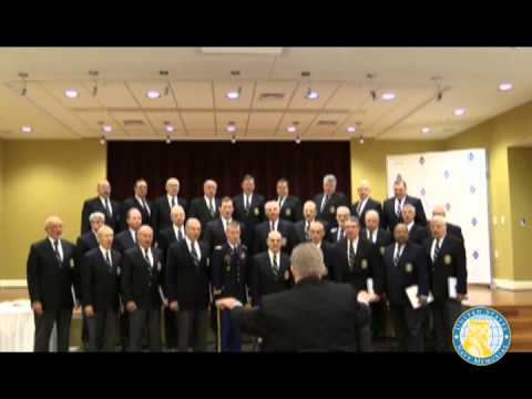 Vinson Hall 50th Commemoration of the Vietnam War West Point Alumni Glee Club