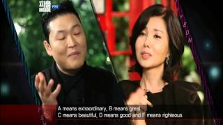 [tvN]PaikJiyeon's People Inside - PSY (ENG SUB)