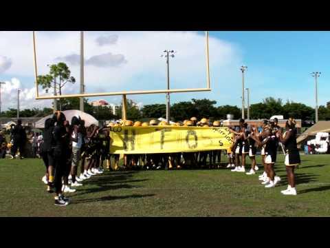 Liberty City Warriors Homecoming Celebration