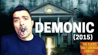 Nonton Demonic  2015  Movie Review   Produced By James Wan Film Subtitle Indonesia Streaming Movie Download