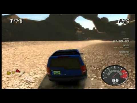 trucos para ford racing 2 playstation 2