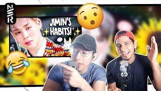 Video GUYS REACT TO BTS 'PARK JIMIN'S HABITS!' MP3, 3GP, MP4, WEBM, AVI, FLV Januari 2019
