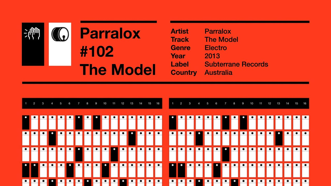 Parralox - The Model (Music Video)