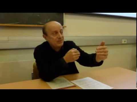 Geografia+1 (7/8) - L'intervento del prof. Farinelli