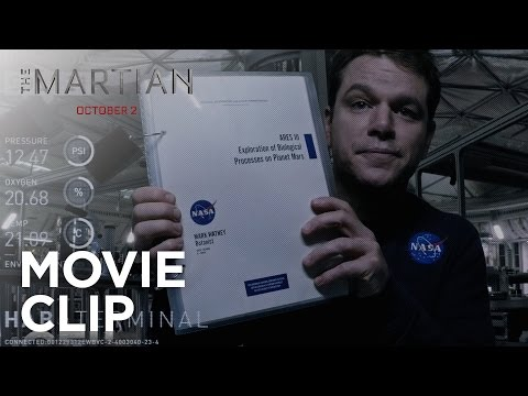 The Martian (Clip 'Let's Do the Math')
