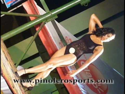 Seguna parte Body Fitness en Managua