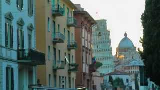 Pisa Italy  city images : Pisa, Italy - Town Tour