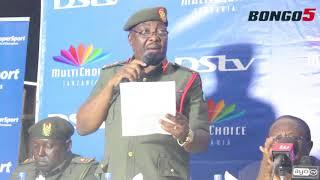Mshindi wa Medali ya Shaba katika mbio za dunia za London, Alphonce Felix Simbu amewasili nchini akiwa na wanariadha...