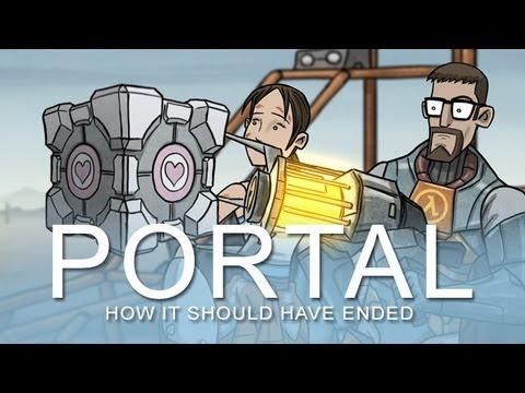 Hra Portal