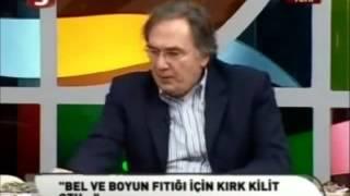 Bel Fıtığına Bitkisel Çözüm-İbrahim Saraçoğlu