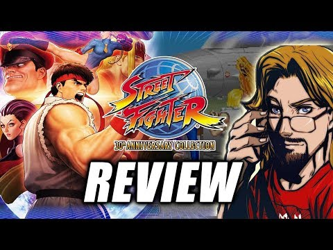 MAX REVIEWS: Street Fighter 30th Anniversary Collection (видео)