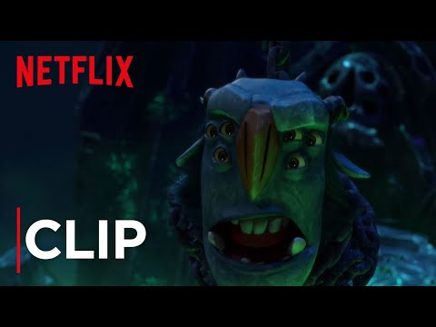 Trollhunters Part 2 | Exclusive Clip |  I Thought You Were Dead [HD] | Netflix HD