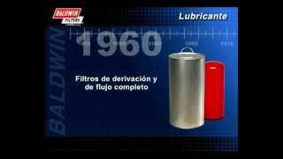 FilterSavvy - Baldwin Filters - Filtros de Aceite 1