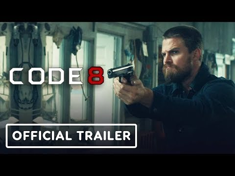 Code 8 - Official Teaser Trailer 2019 Stephen Amell Robbie Amell
