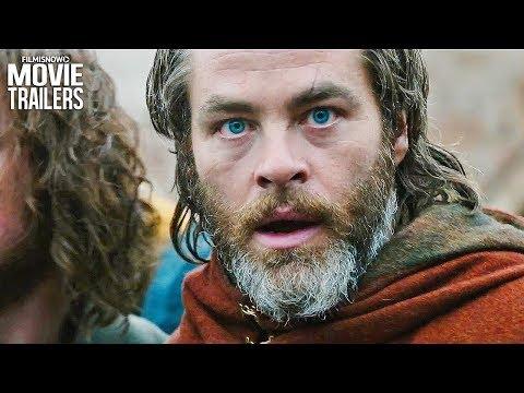 "OUTLAW KING Trailer NEW (2018) - Chris Pine ""Robert The Bruce"" Netflix Movie"