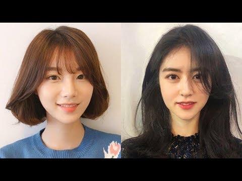 Easy hairstyles - 12 Beautiful Korean Hairstyles  Cute Easy Hair Ideas 2019  Hair Beauty