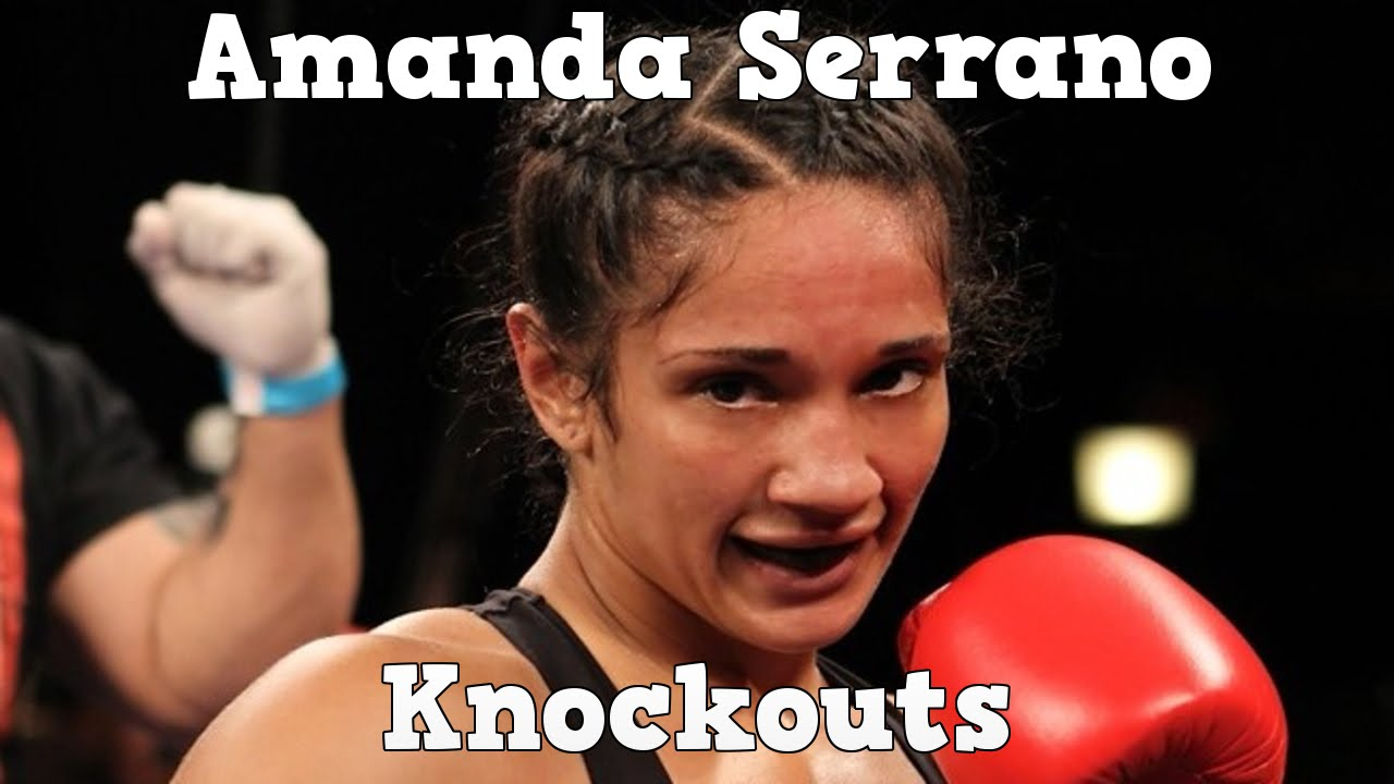 Amanda Serrano - Highlights / Knockouts