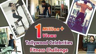 Video Tollywood Celebrities NTR RamCharan Nag Sam Chaitu & others  Fitness Challenge Humfittohindiafit MP3, 3GP, MP4, WEBM, AVI, FLV September 2018