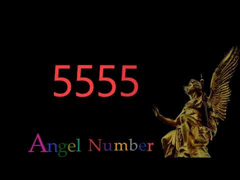 5555 Angel Number | Meanings & Symbolism