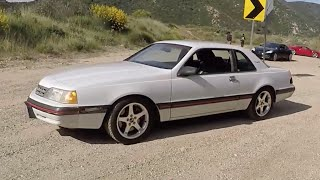 Modified 1988 Ford Thunderbird w/ IRS - One Take by The Smoking Tire
