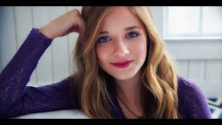"""Jackie Evancho sings """"Think of Me"""" on Americas Got Talent 2014 HD"""