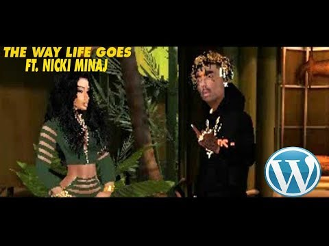 Lil Uzi Vert - The Way Life Goes Remix (Feat. Nicki Minaj) [Official  IMVU Music Video]