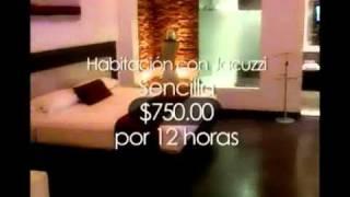 VideoSpot Promocional de Aqua Palau Motel www.aquamotel.mx.