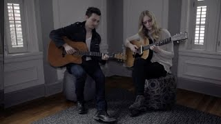 Heroes (We Could Be) - Acoustic Cover