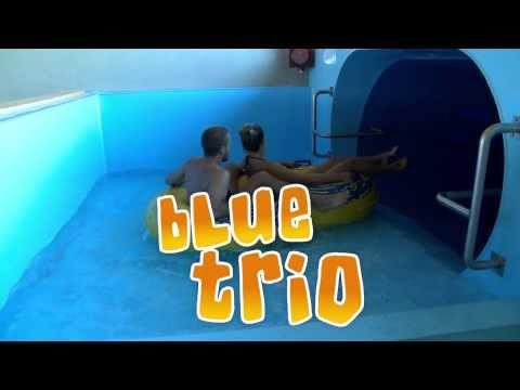 Video atrakce BLUE TRIO
