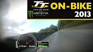 Subscribe to our channel: http://bit.ly/2kKTBIM Feast your eyes on this stunning POV On Bike Lap from the Isle of Man TT 2013 Supersport 600cc Race!