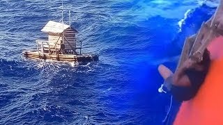 Video Indonesian teen survives 49 days adrift at sea on floating fish trap MP3, 3GP, MP4, WEBM, AVI, FLV Maret 2019