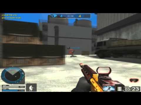 Subiendo al nivel 57 | FoxStriker