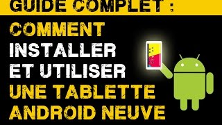 Video Guide complet : comment installer et utiliser une tablette (Android) ? - 8go.fr MP3, 3GP, MP4, WEBM, AVI, FLV Maret 2019