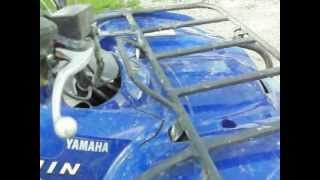 6. Yamaha Bruin 250 walk around