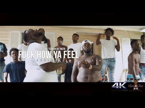 Dori Dejun & Teeman Da Truth | Fuck How You Feel (Shot By VideoJad)