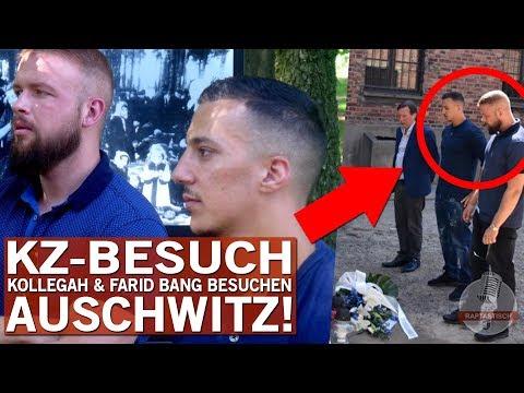 Farid Bang und Kollegah besuchen Auschwitz!
