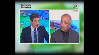 C'est l'Heure du FOOT avec Abdelkrim Benaouda, DTN adjoint de la FAF