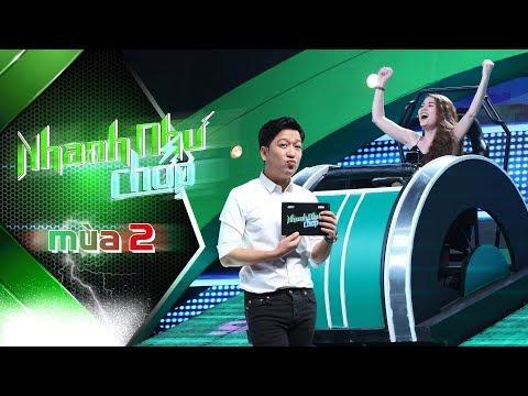 Khaly Chính Thức Lên Đỉnh Nhận 20 Triệu Đầu Tiên Của Mùa 2 | Nhanh Như Chớp Mùa 2 | Tập 03 Full HD - Thời lượng: 13 phút.