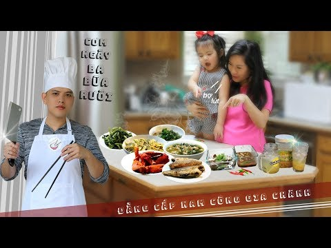 Cơm Ngày 3 Bữa,,Rưỡi,,,Do Tôi Nấu (đẳng cấp nam công gia chánh) - Thời lượng: 40 phút.