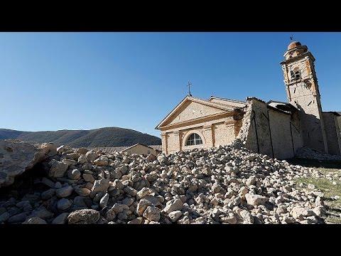 Ιταλία: Μετρούν τις πληγές από τον καταστροφικό σεισμό – world