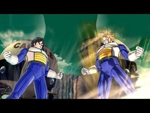 Dragon Ball Xenoverse 2 Hairstyles Super Saiyan