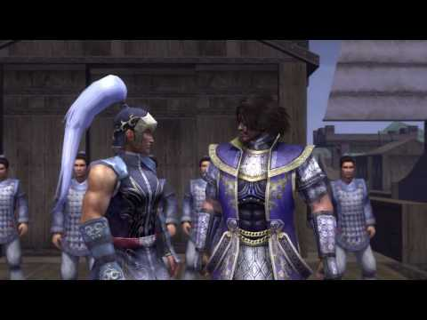 Dynasty Warriors 6: Empires - All Endings Scenes + Guide (HD)