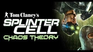 Splinter Cell: Chaos Theory - Game Movie