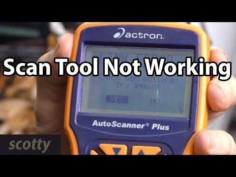 Fixing A Car That Won't Communicate With A Scan Tool