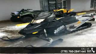 9. 2011 Ski-Doo Summit Everest 800R Power T.E.K. 163  - Bann...
